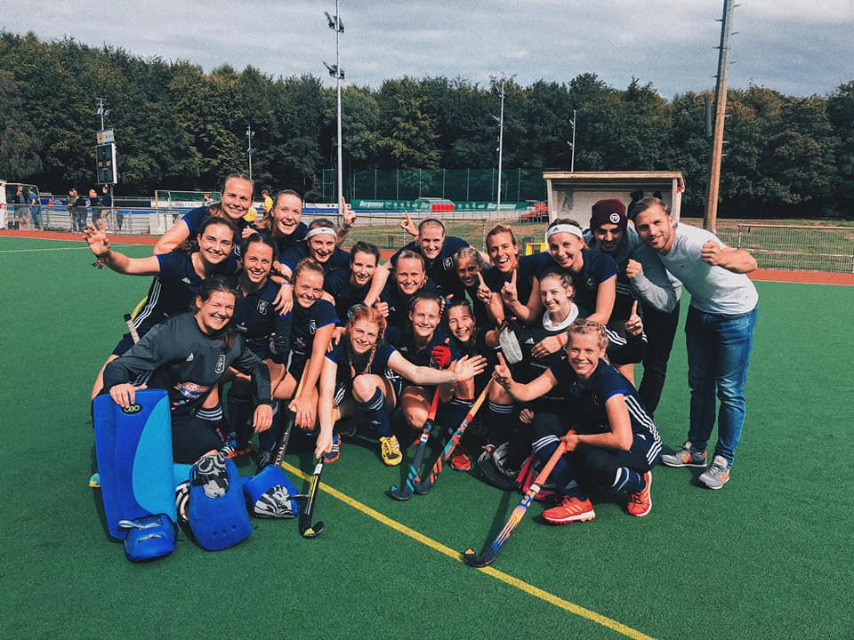 – – Hockey Ergebnisse Tennisgesellschaft 1Damen – Heimfeld CxerBdWo